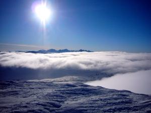 Utsikt mot Rondane