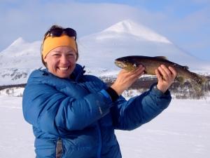 Turens største og min rekord i ferskvannsfiske