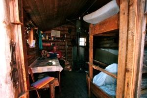 Revsjøkoia er koselig også innendørs