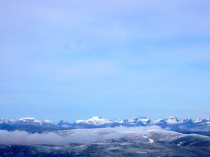 Trollheimen i nord