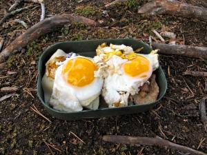 Dagens egg og bacon